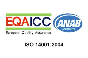 EQAICC ISO 14001:2004
