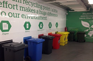 Waste Management And Recycling | KL Enviro Pte Ltd